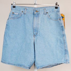 VINTAGE Jean Shorts High Waisted Mom Jeans NWT